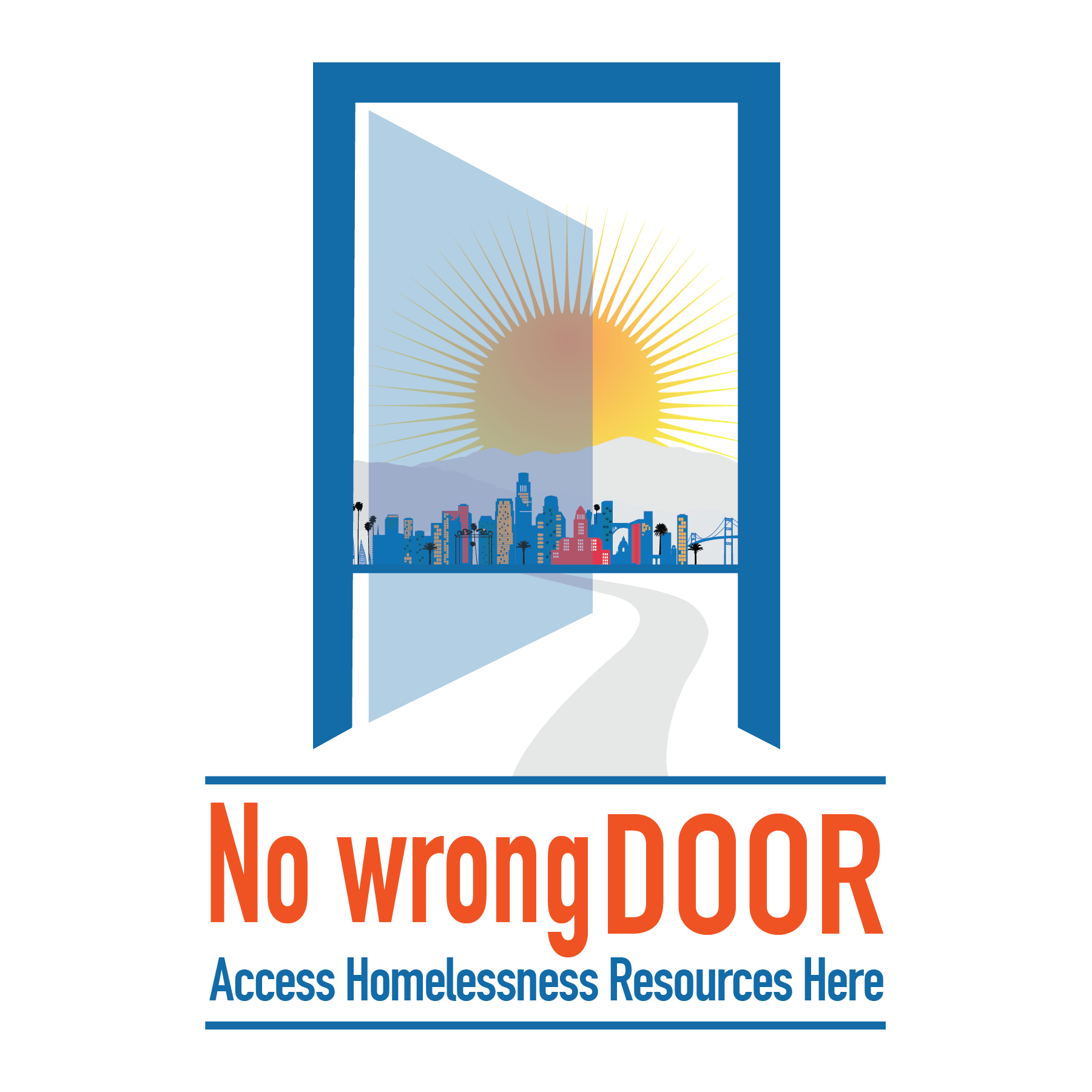 No Wrong Door. Access homelessness resources here